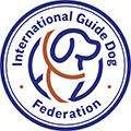 international guide dog federation logo